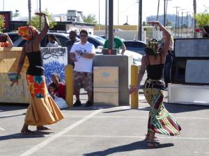 Intl Day African Dancers