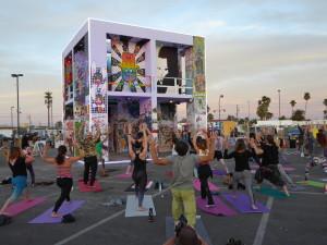 TLC for Yoga practice