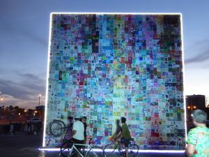 Tap Wall multi light 1
