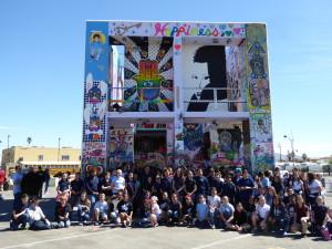 the Life Cube School Field Trip